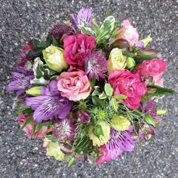 Hochzeitsstrauß - Blumen Eder Rosenheim