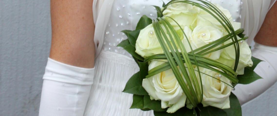 Hochzeitsfloristik - Inspirationen - Blumen Eder