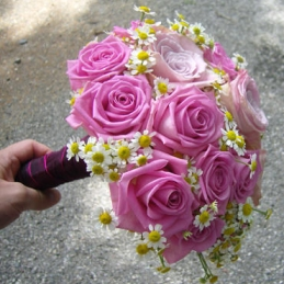 Brautstrauß - Hochzeitsstrauß - Blumen Eder