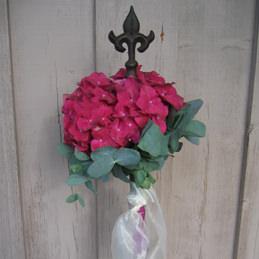 roter Hochzeitsstrauß - Blumen Eder Rosenheim