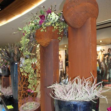 Leihgefäße Eventfloristik - Blumenhaus Eder