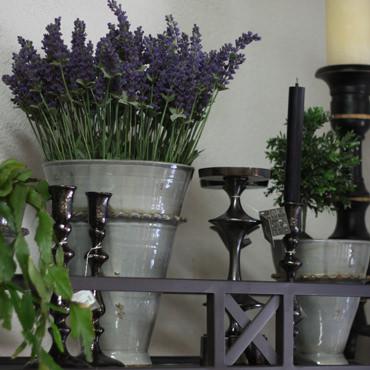 Wohnaccessoires und Dekoartikel im Blumenhaus Eder