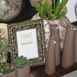 Bilderrahmen und Accessoires von PTMD - Blumen Eder